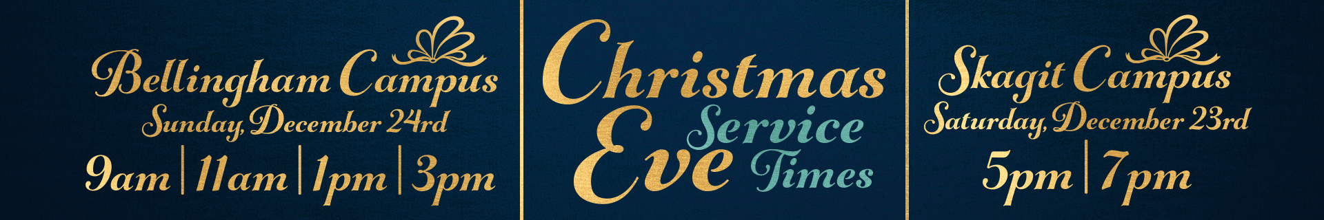 christmas eve service banner - photo #8