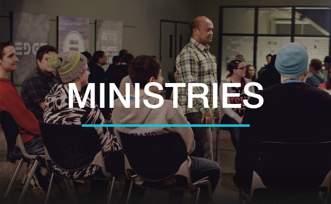 Check out our ministries